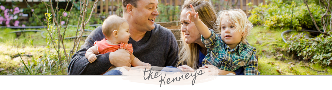 Kenny Family | Novato Family Photographer
